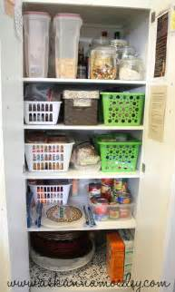 how to organize a kitchen without a pantry in 30 min or