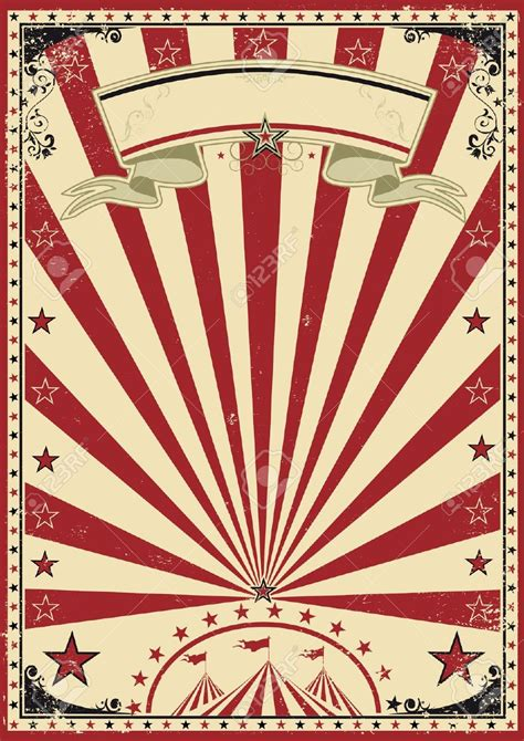 Poster Clipart Circus Pencil And In Color Poster Clipart Circus Circus Poster Template Free