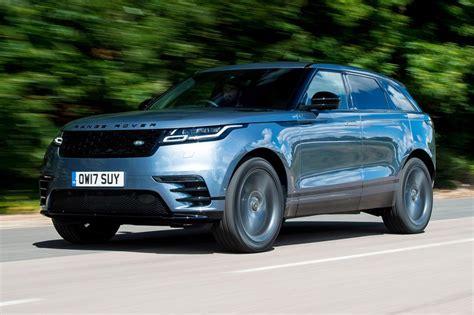 land rover velar blue range rover velar p300 2018 review pictures auto express