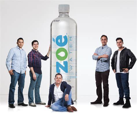 el viaje de zoe caso de 233 xito zo 233 water el 233 xito del negocio del agua alcalina