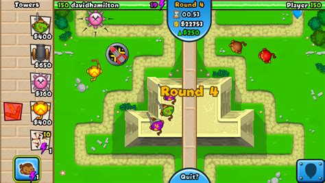 bloons tower defense 4 apk bloons td battles 4 6 apk android strategy
