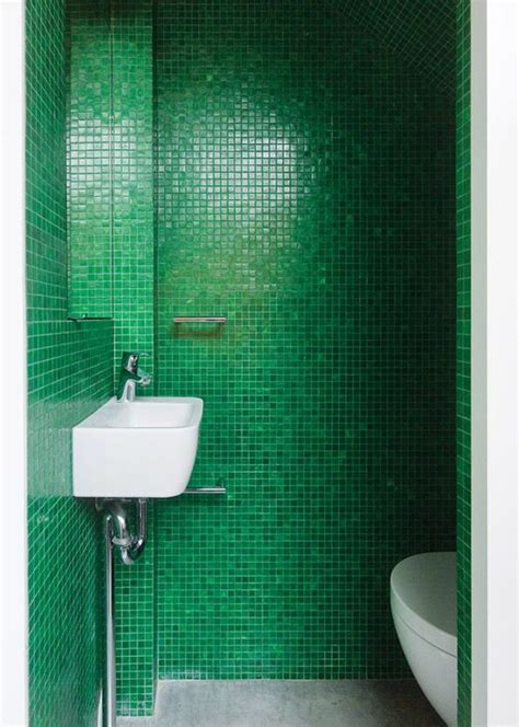 green mosaic tiles bathroom best 25 green bathroom tiles ideas on pinterest blue