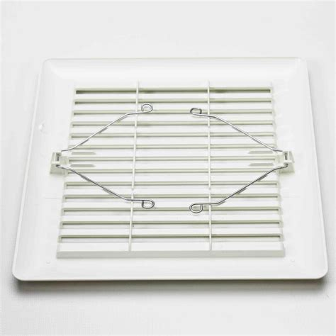 bathroom vent grill s97017068 for broan bathroom exhaust fan vent grille ebay