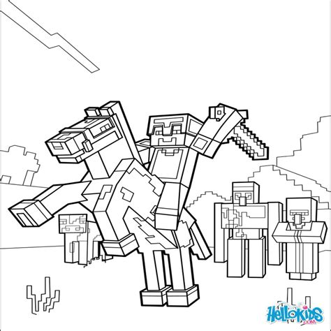 dibujos de minecraft para imprimir y colorear blogitecno coloriage minecraft a imprimer