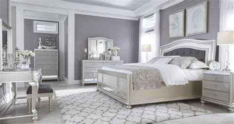 silver bedrooms bedroom sets bedroom