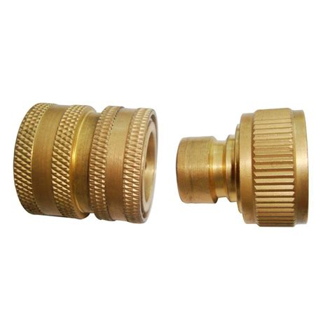 Kitchen Faucet Attachment by Beast Brass Garden Hose Quick Connect For Pressure Washer