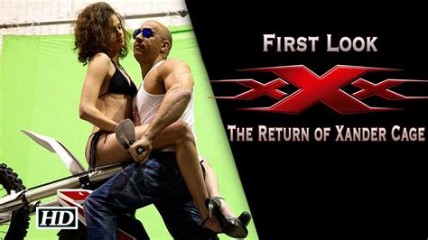 best vin diesel the return of xander cage look deepika