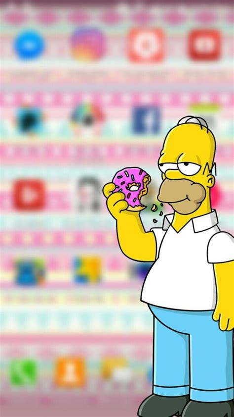 imagenes wallpaper los simpson fondo de pantalla homero simpson fondos de pantalla