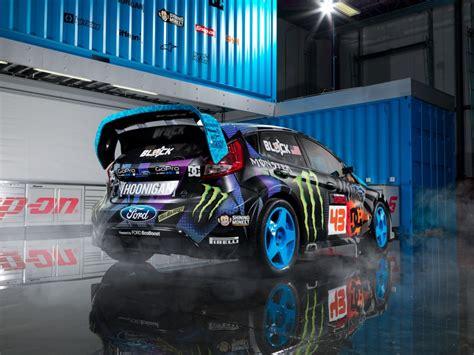 hoonigan racing wallpaper ken block s 2013 hfhv gymkhana race livery unveiled