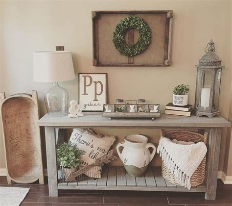 Kitchen Table Centerpiece Ideas For Everyday best 25 console table decor ideas on pinterest entrance