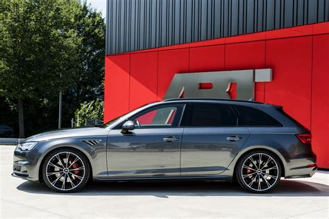 Audi Avant S4 by Customize Your Audi S4 Avant With Abt S New Aftermarket
