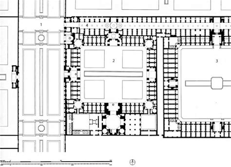 layout plan of karol bagh madar i shah complex floor plan showing 1