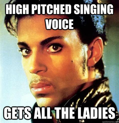 Prince Meme - tgif the year was 1984 and