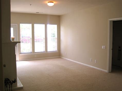 empty living room mini tour living room and kitchen unmistakenly empty renting with nothing