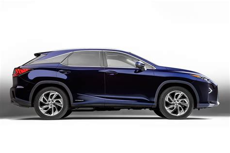lexus jeep 2015 lexus rx the fourth generation lands at 2015 new york