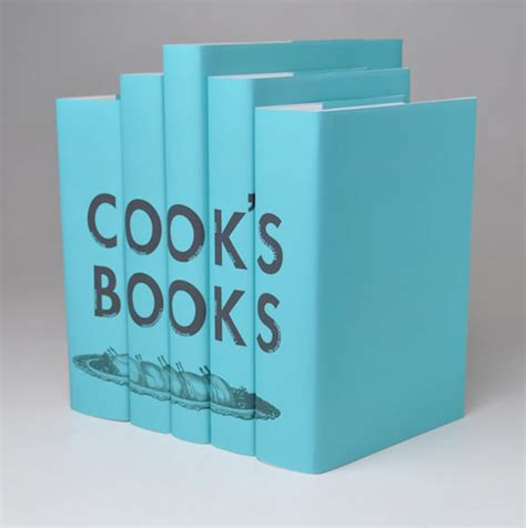 Handcrafted Modern Book - custom modern book jackets design milk