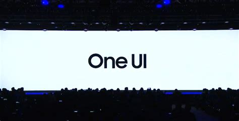samsung one ui will come to the galaxy s8 s8 note 8 after all gizchina