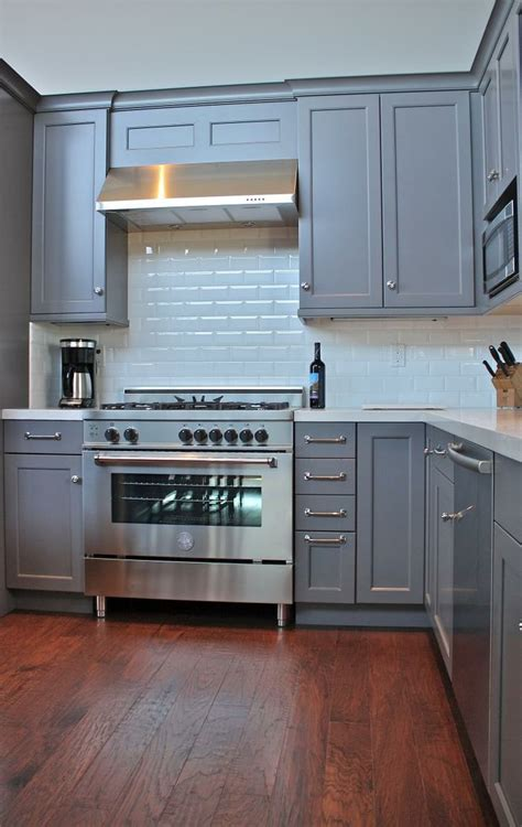 17 best ideas about blue gray kitchens on pale