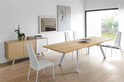 calligaris dining tables calligaris ponente extending dining table frank mc gowan
