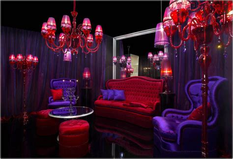 red and purple home decor mommy needs a boudoir on pinterest purple velvet