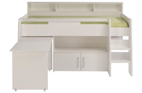 Incroyable Lit Mezzanine Avec Armoire Et Bureau #1: lit-mezzanine-avec-bureau-et-petite-armoire-2-portes-swan2159comb-1_680x450.jpg