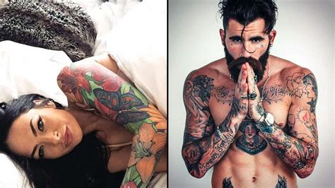 tattoo models on instagram 10 tattooed attractive instagram models you need to