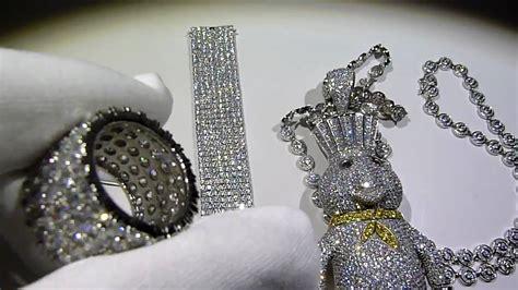 $1750 COMBO DEAL! 925 SILVER Custom DOUGH BOY Lab Diamond