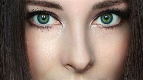 imagenes de ojos verdes para facebook como maquillarse los ojos verdes paso a paso y lucir m 225 s