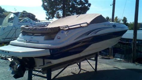 used deck boats for sale in sc 2003 sea ray 240 sundeck used deck boat for sale lake