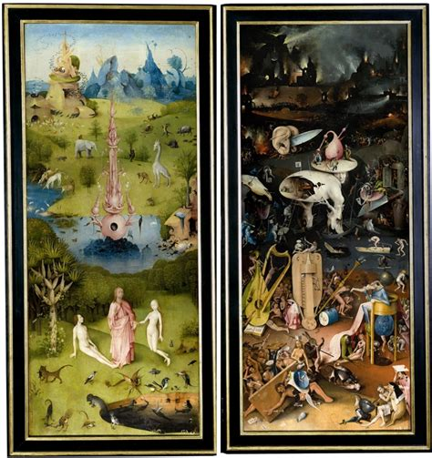 15 facts about the garden of earthly delights by