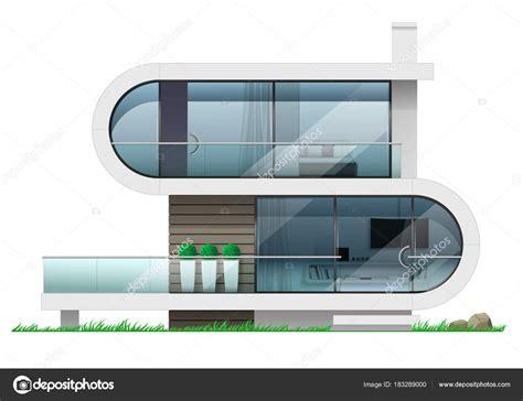 casa futurista fachada de una casa futurista moderna archivo im 225 genes