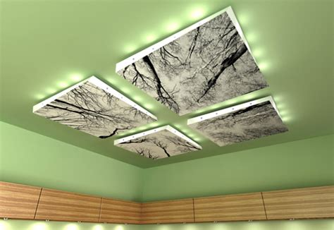 Floating Ceiling Panels Ecophon Master S Suspended Ceiling Panels From