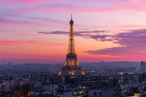 photographs of paris the 5 best sunset spots in paris the glittering unknown