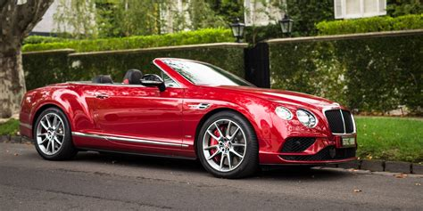 bentley continental convertible 2016 bentley continental gt convertible v8 s review