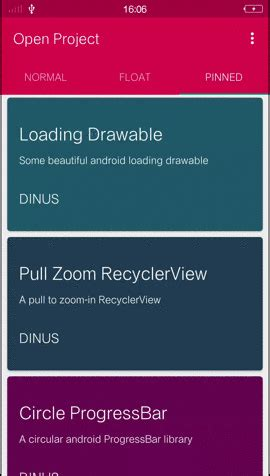 you must supply a layout width attribute android github dinuscxj recyclerrefreshlayout a pull to refresh