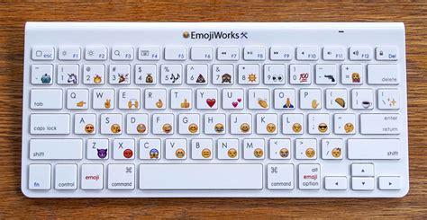 Emoji Keyboard | emoji keyboard literal type faces technabob