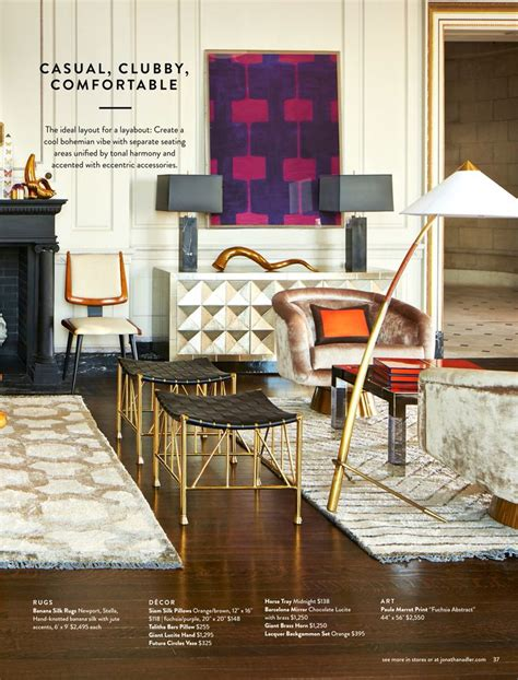jonathan adler living room pin by foster mckerjee on designers jonathan adler living rooms room and