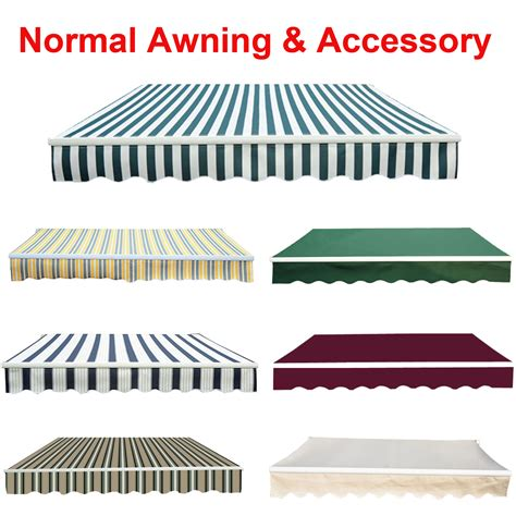 the awning replacement fabric for awning canopy garden sun shade