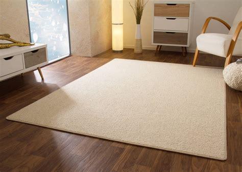 teppiche 140x140 sydney moderner designer teppich creme easy carpet