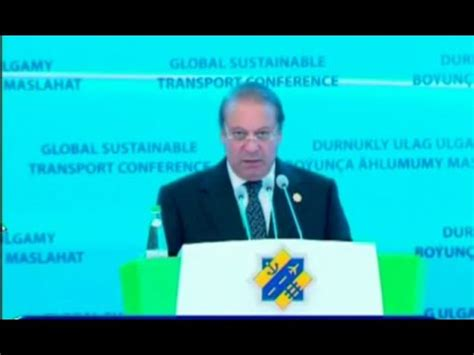 global sustainable transport conference