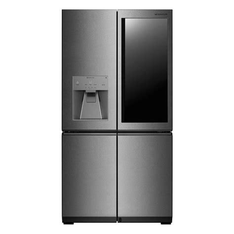 Harga Lg Instaview Door In Door lg signature 23 cu ft door refrigerator with