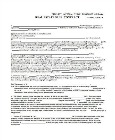 usufruct agreement template free contract for deed phil martin landlord