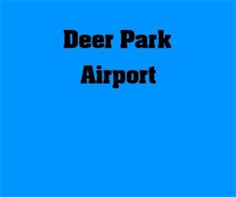 deer park municipal airport webcams, deer park municipal