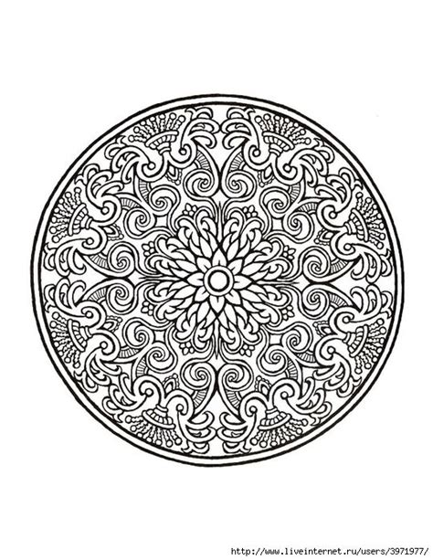 mystical mandala coloring pages free dover coloring book mystical mandala coloring book