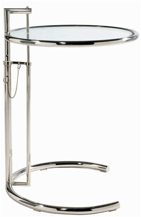 Eileen Grey Tisch by Desmol Bauhaus Cocktail Tisch E 1027 777
