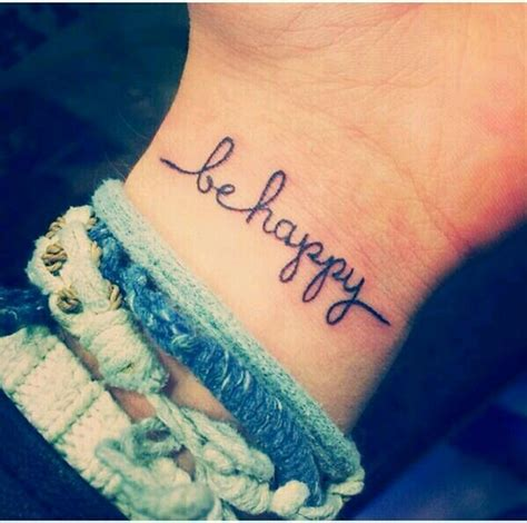 don t worry be happy tattoos amp piercings pinterest