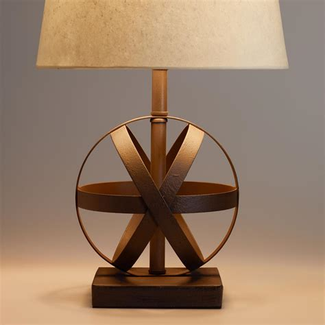 unique table lamps provide   light  reading