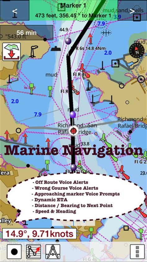 boat gps for iphone gps fishing maps on the app store