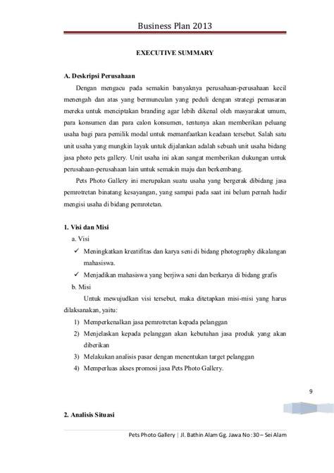 pmw contoh proposalbisnislengkap