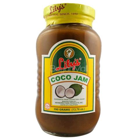 Coco Jam | lily s coco jam shop pinoytownhall